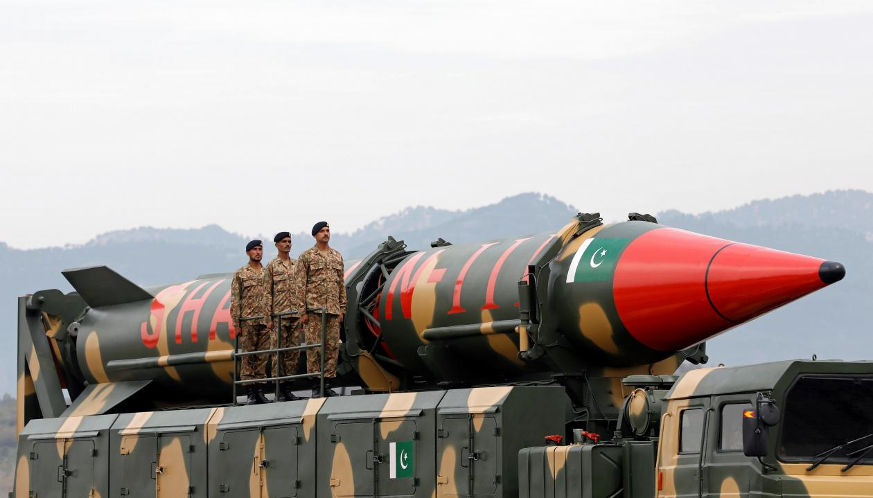 В случае ядерного столкновения между Индией и Пакистаном мгновенно погибнет 125 миллионов человек