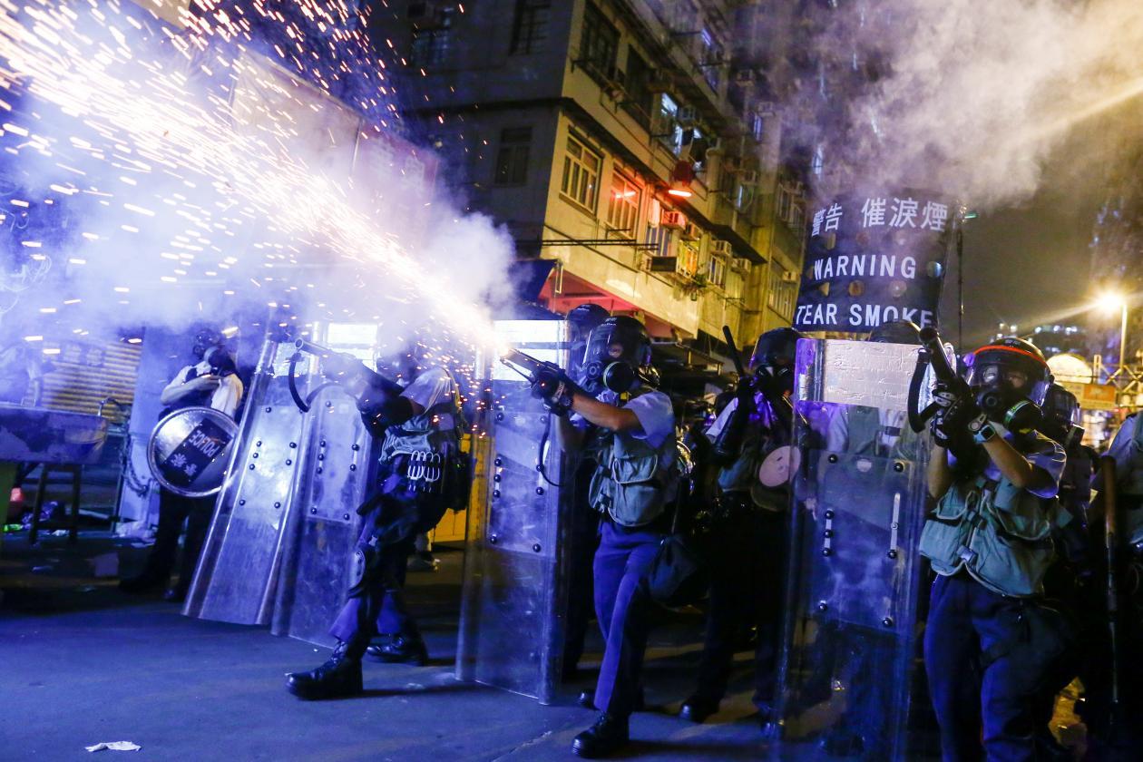 National interest: Гонконг стоїть на краю прірви