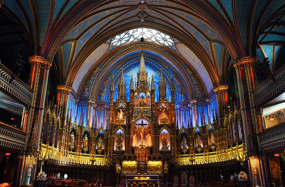Пять фактов о религиозной ситуации в Канаде