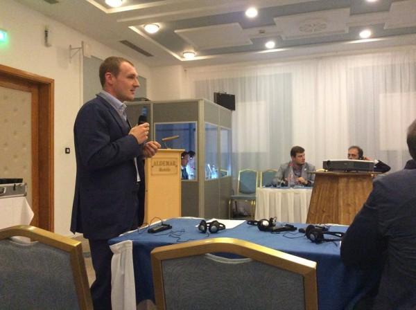 """Співробітники УІСГРА взяли участь у форумі """"Діалог цивілізацій"""" (Родос)."""