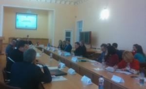 Миротворення у гібридних війнах: конференція в Запоріжжі