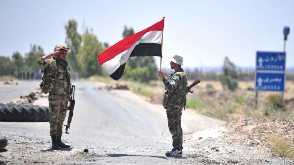 Сирія знову в центрі уваги