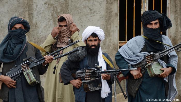 Афганистан переходит под контроль талибов