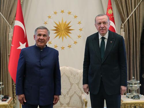 Тюркський світ в серці Росії