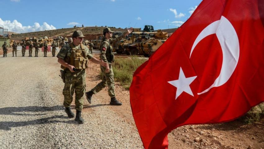 Сирия начала войну с членом НАТО