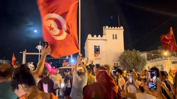Переворот в Тунісі