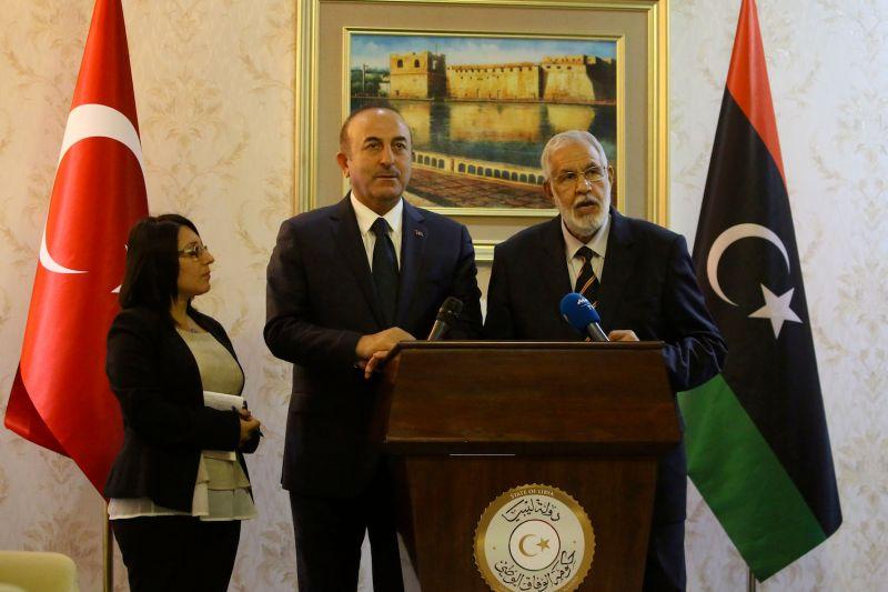 Туреччина перейде кордон із Лівією