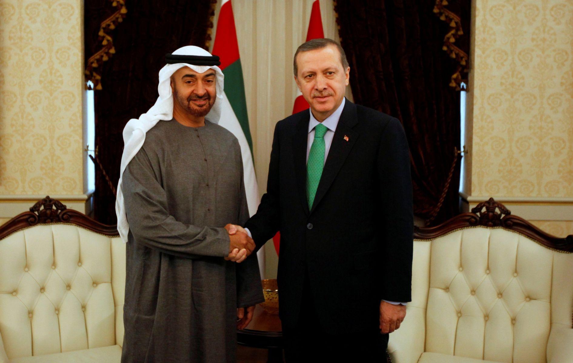 Туреччина і ОАЕ налагоджують відносини