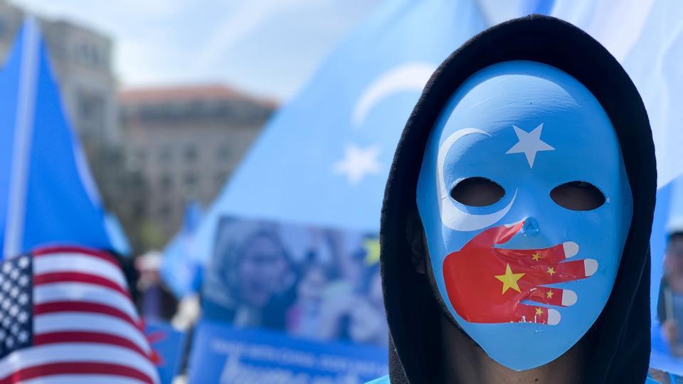 США поддерживают уйгуров
