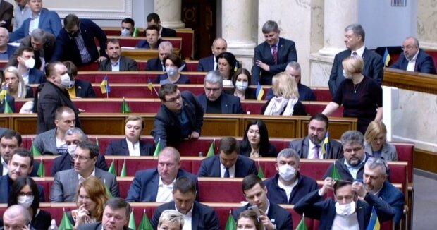 Закон о коронавирусе в Украине