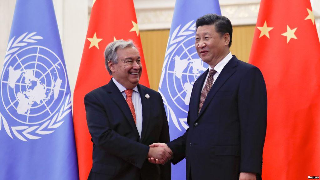 Глобальний світ: Лідерство Китаю в питанні прав людини
