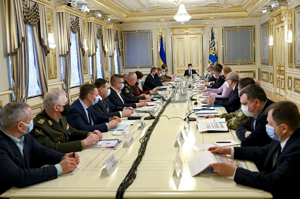 Украина вводит санкции против Виктора Медведчука