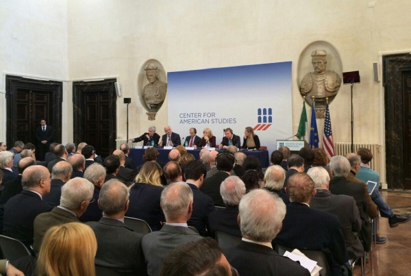 Transatlantic forum in Rome: perspectives of cooperation between Russia, the USA and Europe